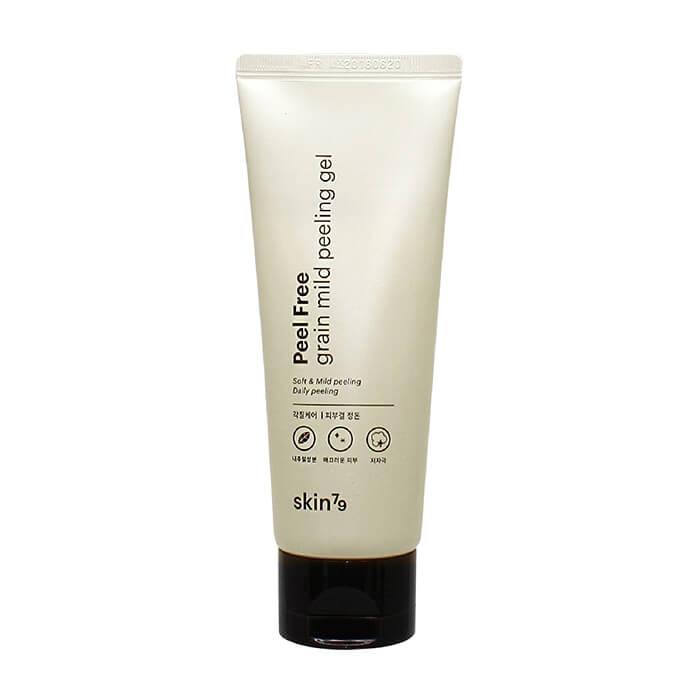 Купить Пилинг для лица Skin79 Peel Free Grain Mild Peeling Gel, Гелевая пилинг-скатка для кожи лица с экстрактами злаков, Южная Корея