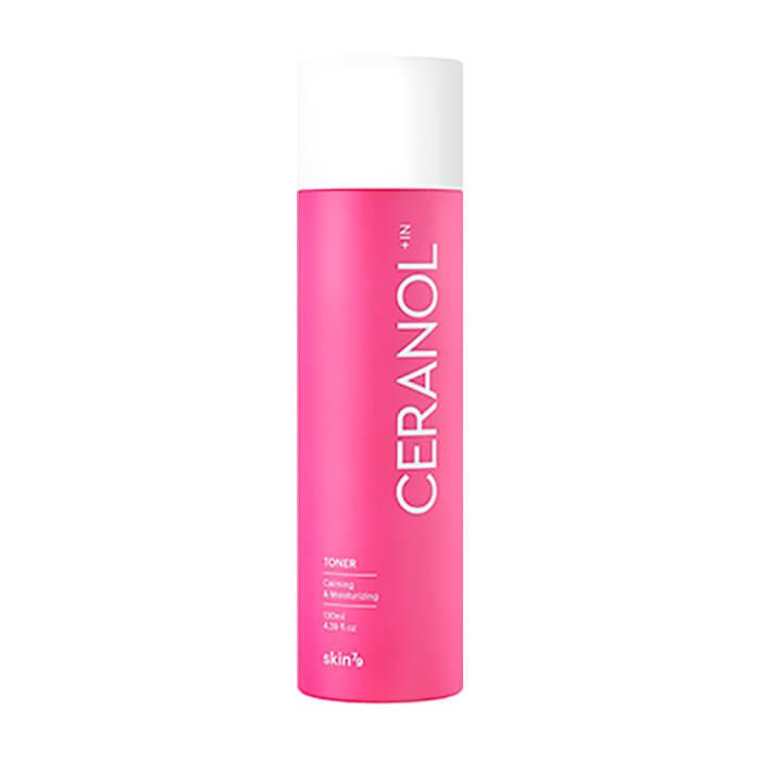 Тонер для лица Skin79 Ceranolin Toner Увлажняющий балансирующий тонер для кожи лица с церамидом и пантенолом фото
