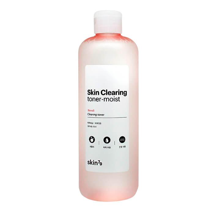 Тонер для лица Skin79 Skin Clearing Toner - Moist Увлажняющий тонер для лица с неролиевым маслом фото