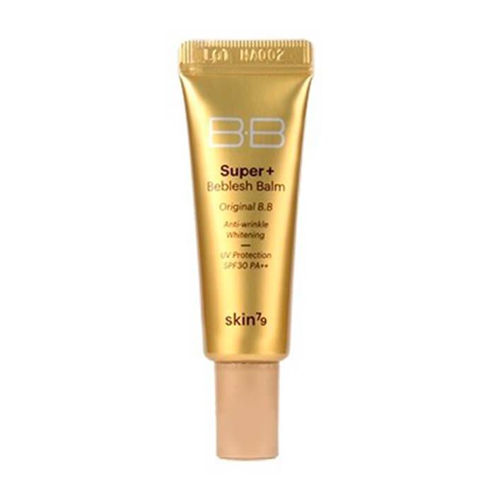 Купить ВВ крем Skin79 Super Plus Beblesh Balm Gold (travel), Питательный ББ крем для придания эластичности коже лица, Южная Корея