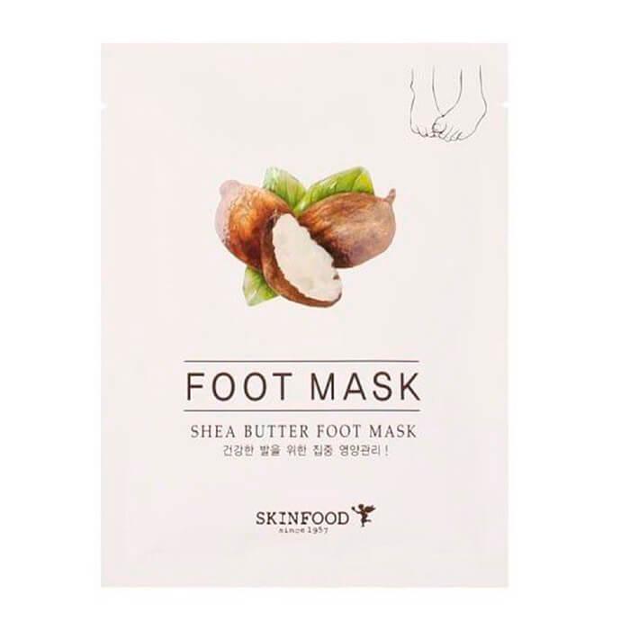 Купить со скидкой Маска для рук Skinfood Shea Butter Hand Mask