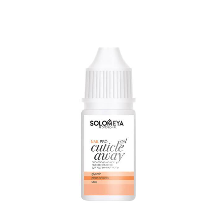 Купить Гель для удаления кутикулы Solomeya Nail Pro Cuticle Away Gel, Профессиональный гель для размягчения и удаления кутикулы за 30 секунд, Великобритания