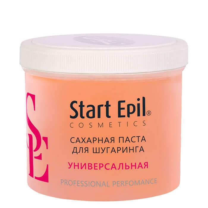Купить Паста для шугаринга Start Epil - Универсальная (750 г), Сахарная паста для домашнего шугаринга универсальной консистенции, Россия