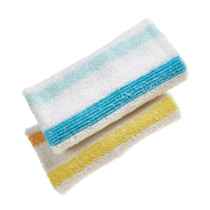 Кухонное полотенце Sungbo Cleamy Viscose Rayon Dishcloth (2 шт.) Компактное кухонное полотенце из вискозы фото