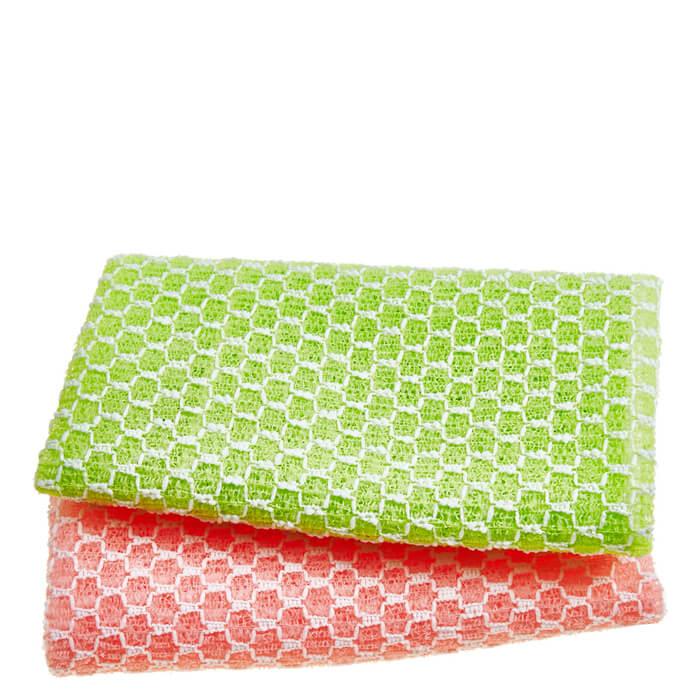 Купить Мочалка для душа Sungbo Cleamy Royal Shower Towel, Мочалка для душа с шероховатой текстурой и пилинг эффектом, Южная Корея