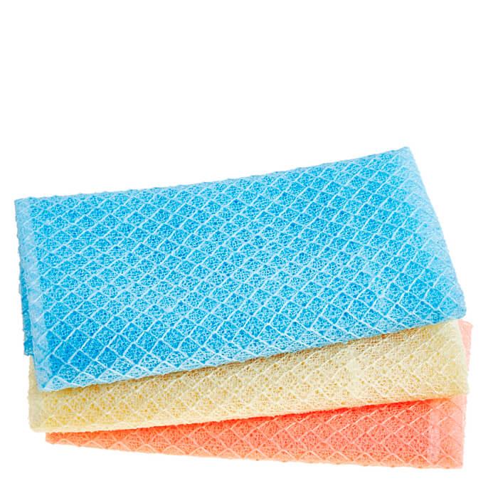 Купить Мочалка для душа Sungbo Cleamy Sense Shower Towel, Мочалка для душа с эффектом стимулирования циркуляции крови, Южная Корея