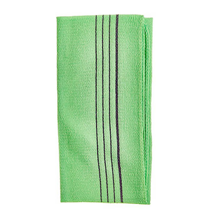 Купить Мочалка для ванной Sungbo Cleamy Viscose Back Bath Towel, Жесткая мочалка для ванной на основе вискозных волокон, Южная Корея