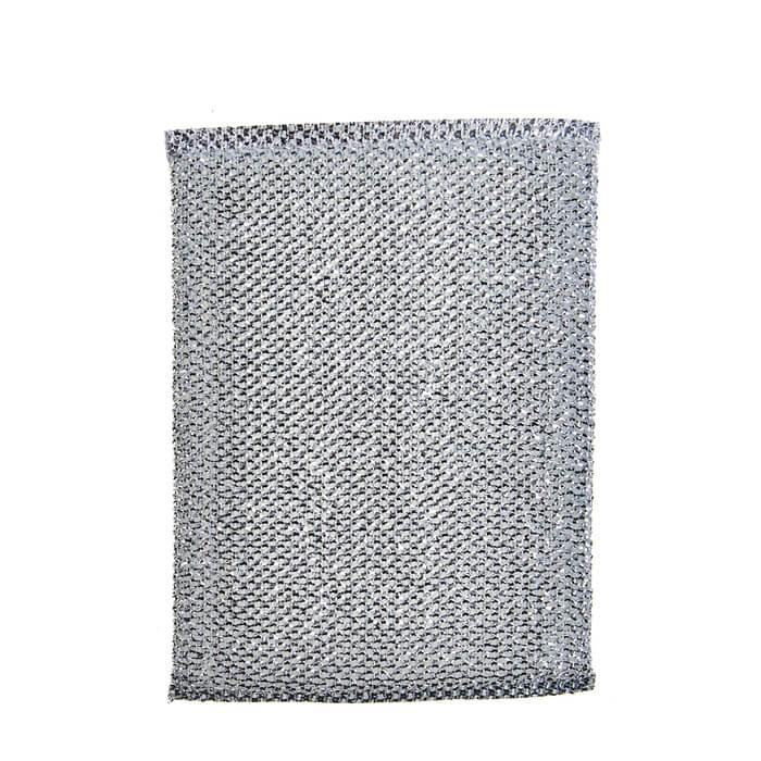 Скруббер для посуды Sungbo Cleamy Bright Scrubber (L) Компактная губка из нейлона для мытья посуды фото