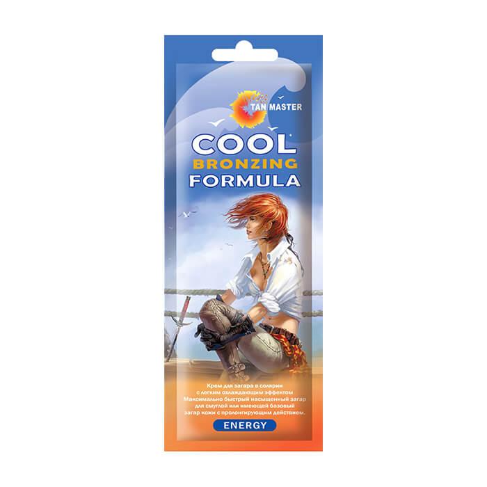 Купить Крем для загара в солярии Tan Master Cool Bronzing Formula (15 мл), Крем для интенсивного загара тела в солярии с глубоким бронзингом, Россия
