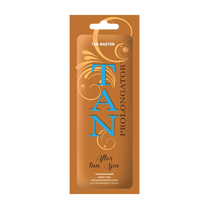 Купить Крем для загара в солярии Tan Master Tan Prolongator (15 мл), Крем-гель для сохранения насыщенного и продолжительного загара в солярии, Россия