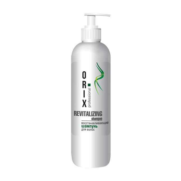 Купить Шампунь для волос Orix Professional Revitalizing Shampoo, Шампунь с кератином для интенсивного восстановления поврежденных волос, Tan Master, Россия