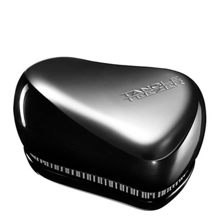 Расческа для волос Tangle Teezer Compact Styler - Men's Compact Groomer, Мужская чёрная профессиональная расческа для волос, Великобритания  - Купить
