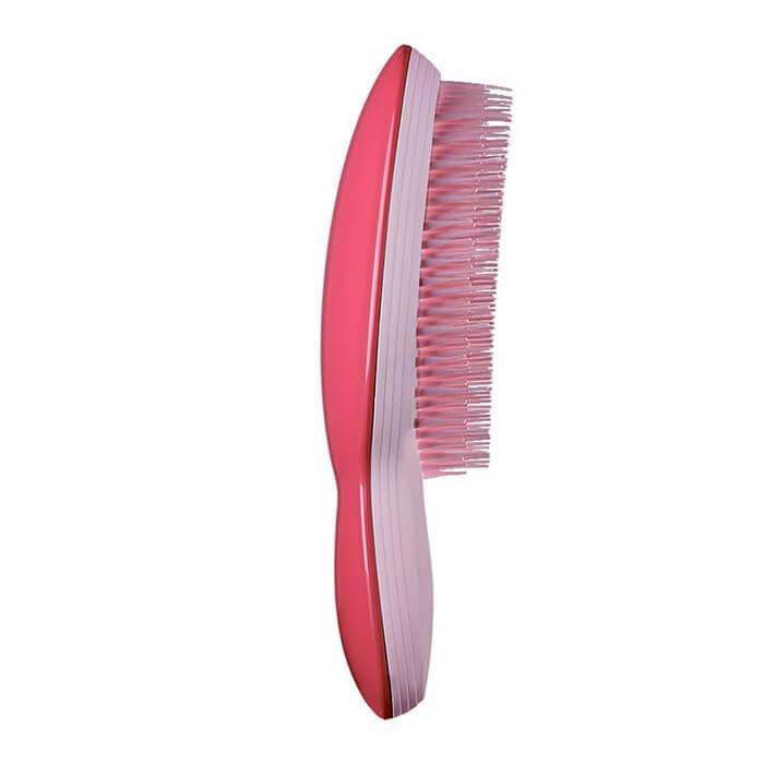 Расчёска для волос Tangle Teezer The Ultimate Pink Розовая расчёска для укладки и расчёсывания сухих волос фото