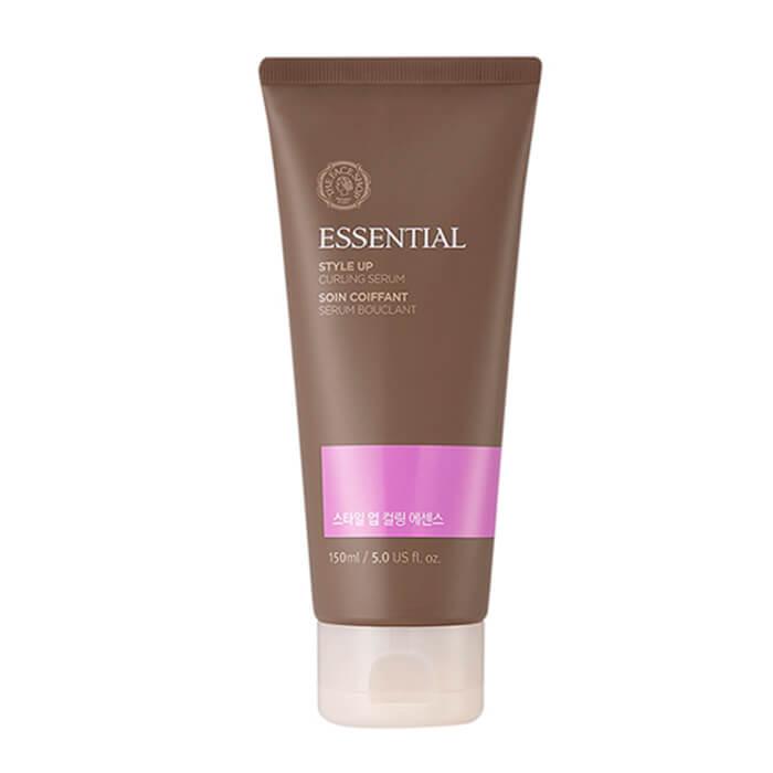 Сыворотка для волос The Face Shop Essential Style Up Curling Serum Сыворотка с нежным ароматом фрезии для завивки волос фото