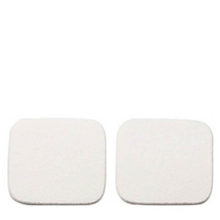 Купить Пуфы для макияжа The Saem NBR Square Puff, Два квадратных пуфа для гигиеничного нанесения средств, Южная Корея