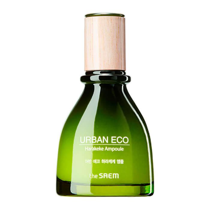 Купить Сыворотка для лица The Saem Urban Eco Harakeke Ampoule, Ампульная сыворотка для лица с экстрактом новозеландского льна, Южная Корея