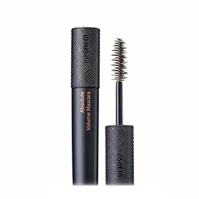 Купить Тушь для ресниц The Saem Absolute Volume Mascara, Тушь для ресниц для придания супер объёма с эксклюзивной крупной щеточкой, Южная Корея