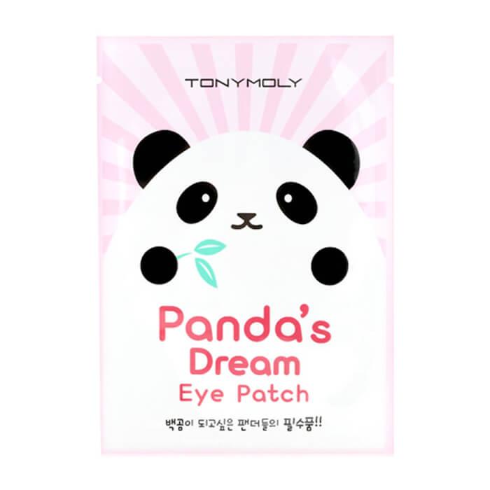 Купить Патчи для глаз Tony Moly Panda's Dream Eye Patch, Патчи для нежной и чувствительной области кожи вокруг глаз, Южная Корея