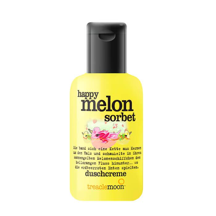 Гель для душа Treaclemoon Happy Melon Sorbet Bath & Shower Gel (60 мл) Очищающий гель для душа с волнующим ароматом спелой дыни фото