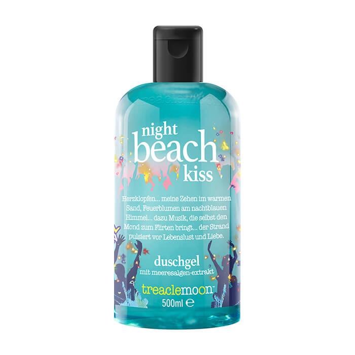 Гель для душа TreaclemoonNight Beach KissBath & Shower Gel (500 мл) Очищающий гель для душа с романтичным свежим ароматом ночного побережья фото
