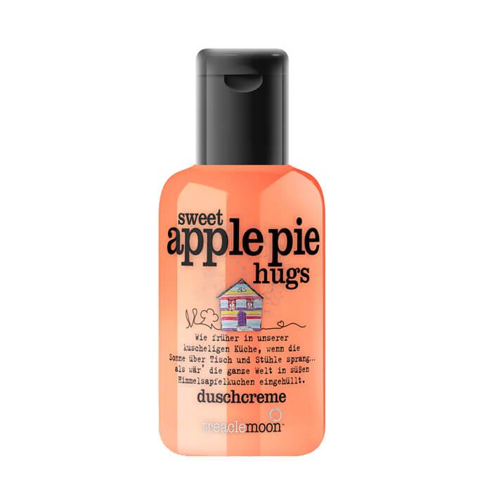 ГельдлядушаTreaclemoonSweet Apple Pie Hugs Bath & Shower Gel (60 мл) Очищающий гель для душа с ароматом теплого румяного яблочного пирога фото