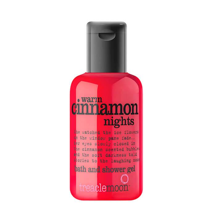 Гель для душа Treaclemoon Warm Cinnamon Nights Bath & Shower Gel (60 мл) Очищающий гель для душа с ярким бодрящим ароматом корицы фото