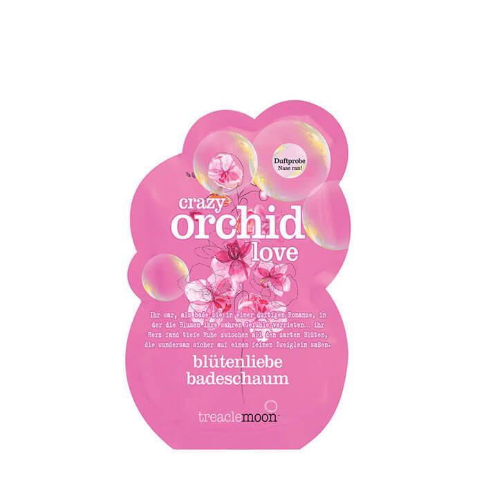 Пена для ванны Treaclemoon Crazy Orchid Love Badeschaum Мягкая пена для ванны с ярким бодрящим ароматом орхидеи фото