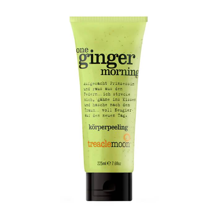 СкрабдлятелаTreaclemoonOne Ginger Morning Body Scrub Мягкий скраб для очищения кожи тела с ярким бодрящим ароматом имбиря фото
