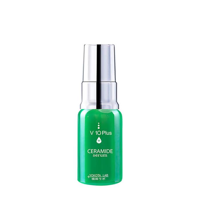 Купить Сыворотка для лица V10 Plus Ceramide Serum (10 мл), Успокаивающая сыворотка для чувствительной кожи лица с растительными керамидами, Япония
