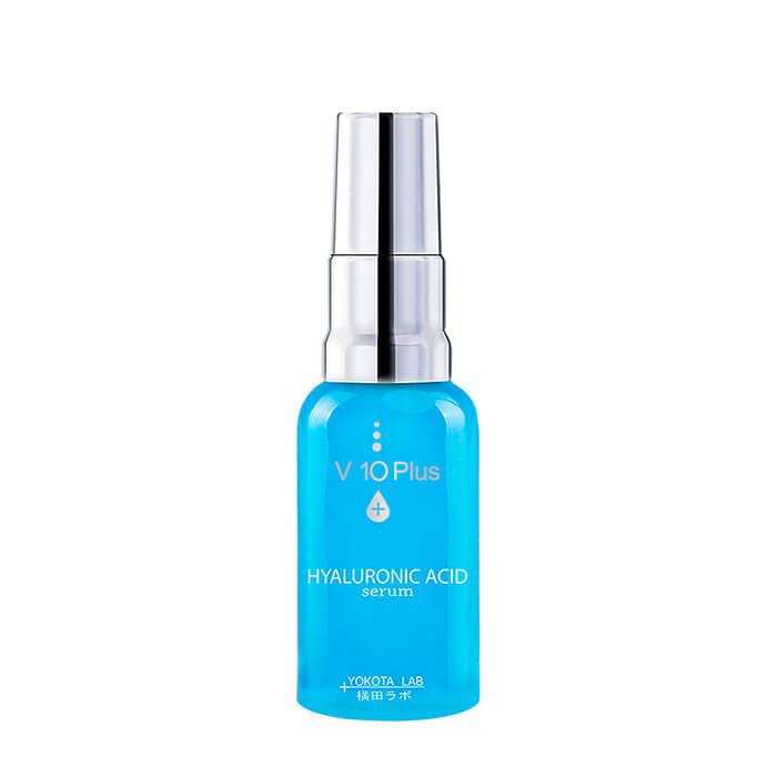 Купить Сыворотка для лица V10 Plus Hyaluronic Acid Serum (30 мл), Интенсивно увлажняющая сыворотка для кожи лица с гиалуроновой кислотой, Япония