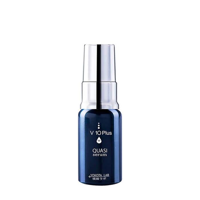 Купить Сыворотка для лица V10 Plus Quasi Serum (10 мл), Сыворотка-сияние для интенсивного улучшения цвета уставшей кожи лица, Япония