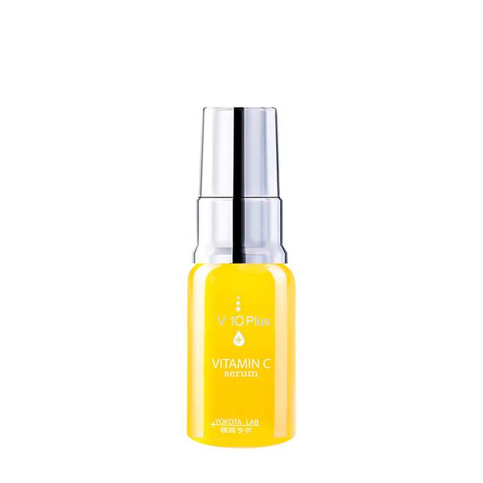 Купить Сыворотка для лица V10 Plus Vitamin C Serum (10 мл), Сыворотка для проблемной кожи лица с витамином С и дрожжевым экстрактом, Япония