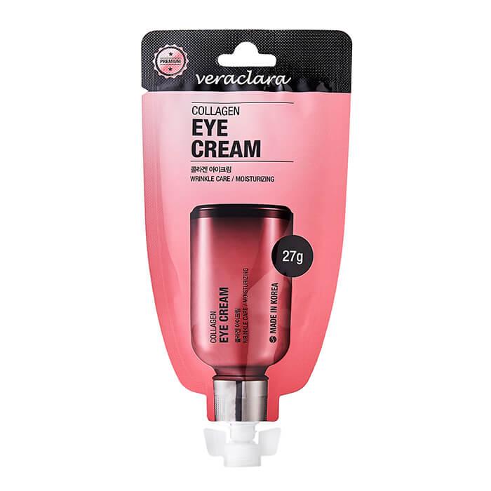 Купить Крем для век Veraclara Collagen Eye Cream, Крем для кожи вокруг глаз с коллагеном, Южная Корея