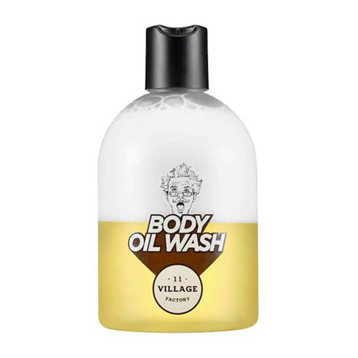 Гель-масло для душа Village 11 Factory Relax-day Body Oil Wash (300 мл)