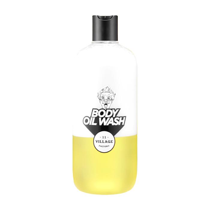 Купить Гель-масло для душа Village 11 Factory Relax-day Body Oil Wash (500 мл), Масло и гель для душа с экстрактом корня когтя дьявола, Южная Корея