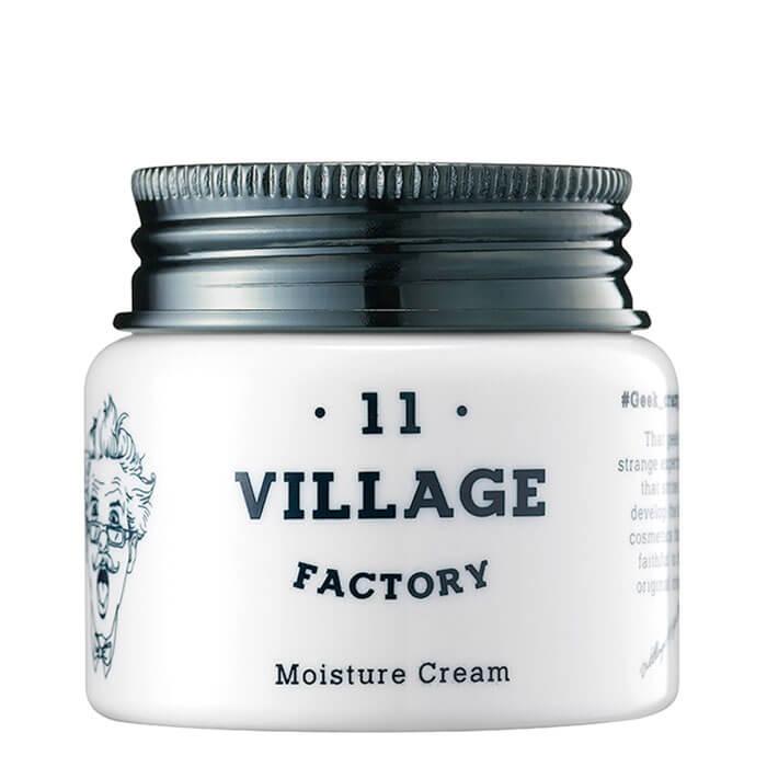Купить Крем для лица Village 11 Factory Moisture Cream, Увлажняющий крем для лица с экстрактом корня когтя дьявола, Южная Корея