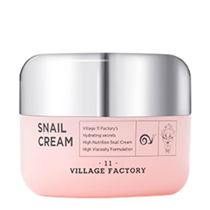 Крем для лица Village 11 Factory Snail Cream Интенсивный крем для лица с фильтратом улиточной слизи фото