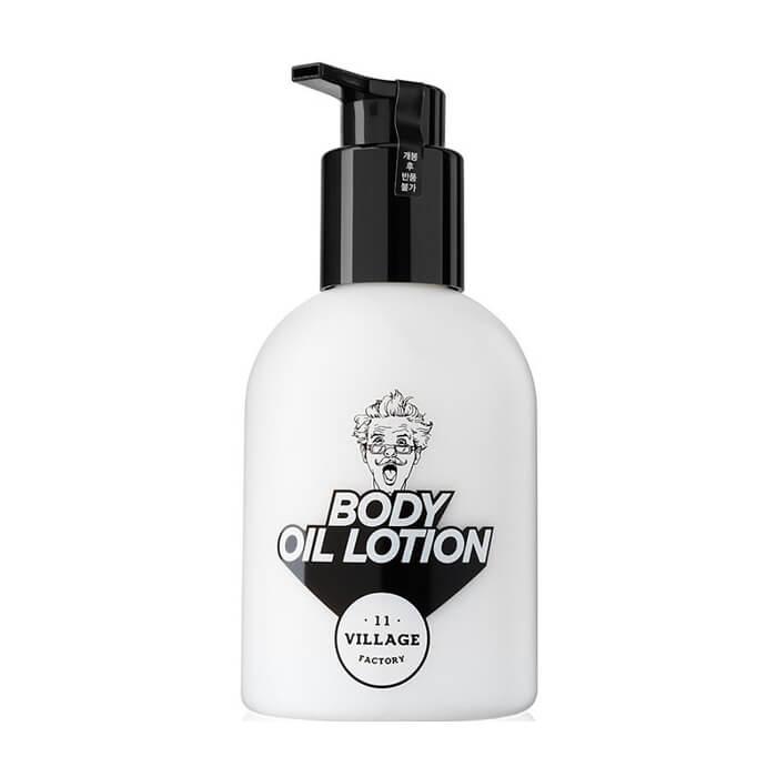 Купить Лосьон для тела Village 11 Factory Relax Day Body Oil Lotion, Увлажняющий лосьон для тела с экстрактом корня когтя дьявола, Южная Корея