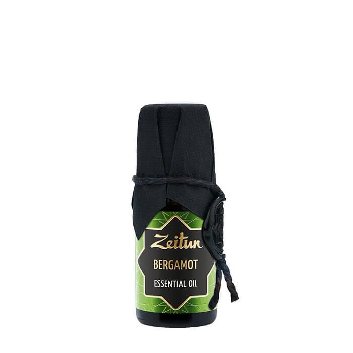Эфирное масло Zeitun Bergamot Essential Oil 100% натуральное эфирное масло бергамота фото