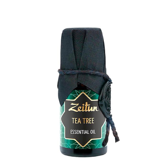 Купить Эфирное масло Zeitun Tea Tree Essential Oil, 100% Натуральное эфирное масло чайного дерева, Иордания
