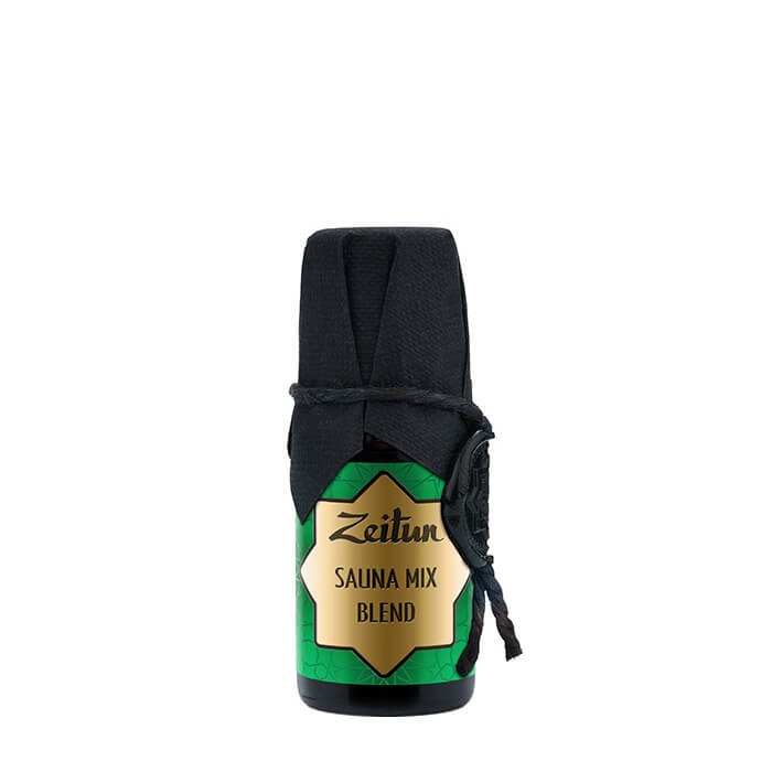 Эфирные масла Zeitun Sauna Mix Blend Смесь эфирных масел для использования в бане или сауне фото