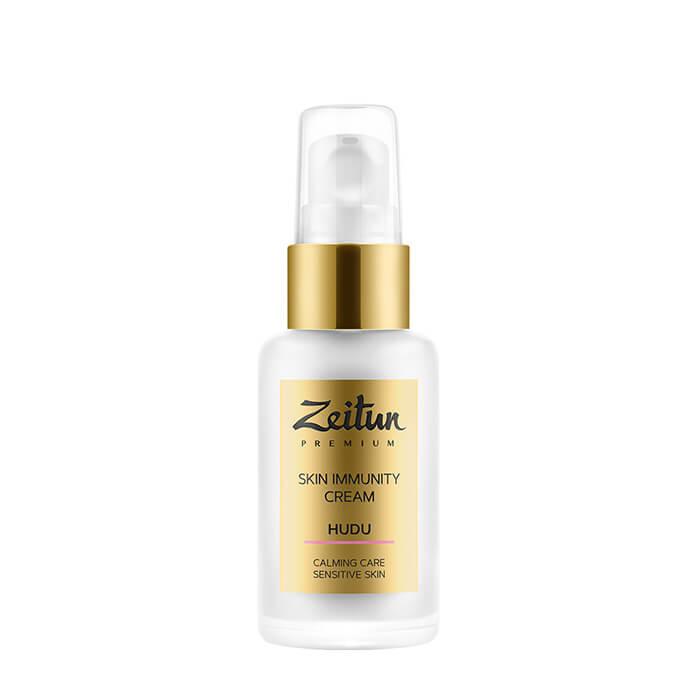 Крем для лица Zeitun Hudu Skin Immunity Cream Успокаивающий крем для лица против покраснений кожи фото