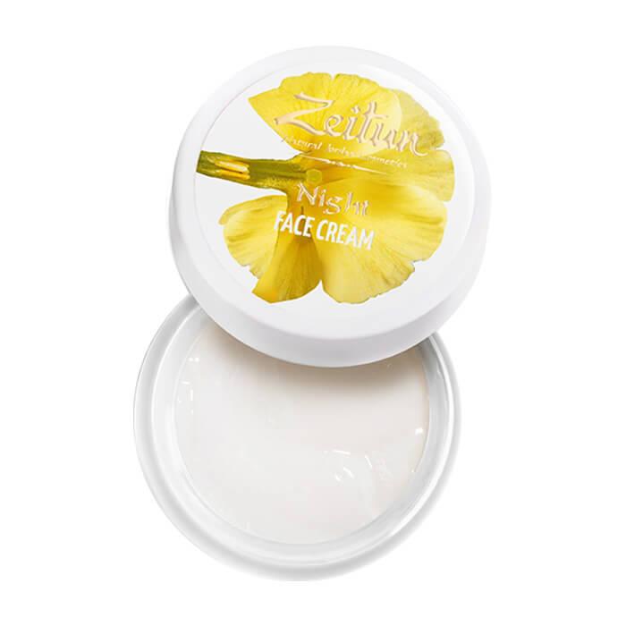 Купить Крем для лица Zeitun Night Face Cream, Интенсивный ночной крем для сохранения молодости кожи лица с эфирными маслами, Иордания