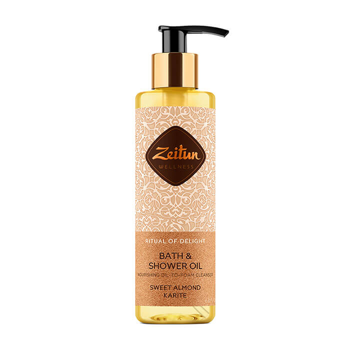 Масло для душа Zeitun Ritual of Delight Bath & Shower Oil