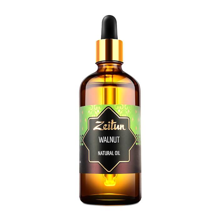 Купить Масло грецкого ореха Zeitun Walnut Natural Oil, Чистое нерафинированное натуральное растительное масло грецкого ореха, Иордания