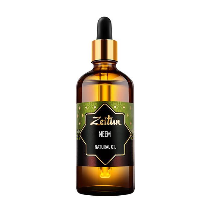 Купить Масло нима Zeitun Neem Natural Oil, 100% чистое натуральное многофункциональное масло нима, Иордания
