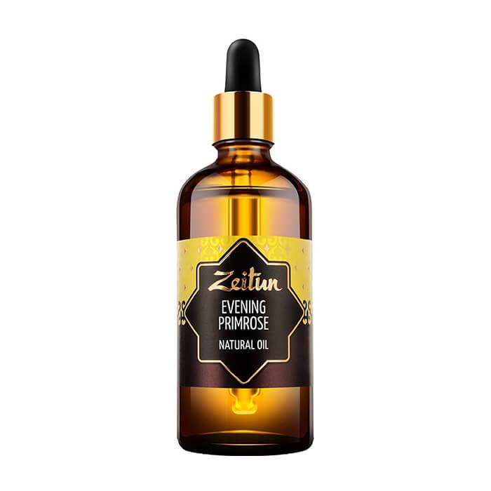 Масло примулы вечерней Zeitun Evening Primrose Natural Oil 100% чистое натуральное многофункциональное масло примулы вечерней