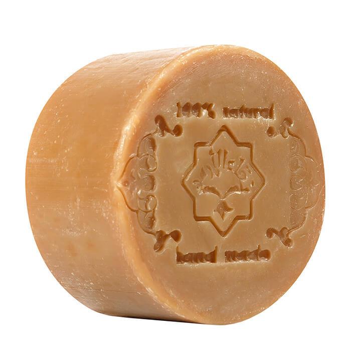 Мыло для лица и тела Zeitun Эвкалипт и мята Натуральное алеппское освежающее и тонизирующее экстра-мыло с эвкалиптом и мятой фото