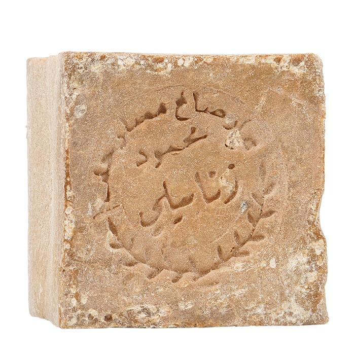Купить Мыло для лица и тела Zeitun Традиционное, Натуральное алеппское премиум-мыло с традиционным ароматом, Иордания