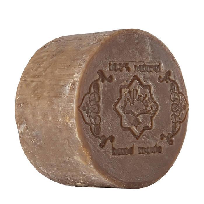 Купить Мыло для лица Zeitun Козье молоко, Натуральное алеппское экстра-мыло для снятия макияжа и умывания с козьим молоком, Иордания